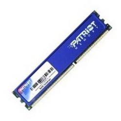 Patriot 2GB DDR2 800MHz, CL6, modrý heatsink