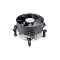 AKASA chladič CPU, hliník, 92mm ventilátor, PWM