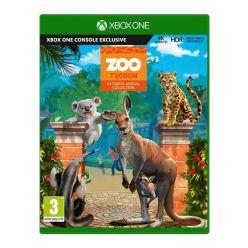 XONE hra Zoo Tycoon Ultimate Animal Collection