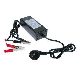 Nabíječka Avacom WILSTAR 12V/10A pro olověné AGM/GEL akumulátory (40-130Ah)
