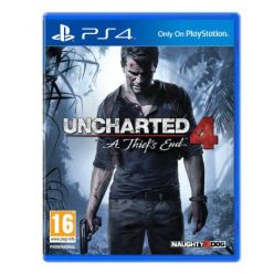 PS4 hra Uncharted 4: A Thief's End