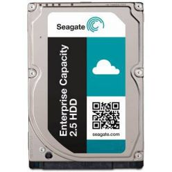 "Seagate Enterprise Capacity HDD - 2TB, 2.5"", 7200rpm, 128MB, 4kn, SATA III"
