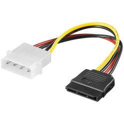 PremiumCord Napájecí kabel SATA z molex
