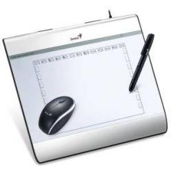 """Genius MousePen i608X, tablet, 6x8"""", USB, stylus + myš"""