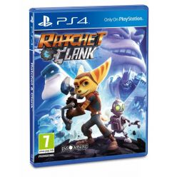 PS4 hra Ratchet & Clank