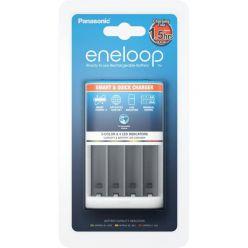 Panasonic Eneloop CC55E, 4-kanálová nabíječka AA/AAA Ni-Mh baterií