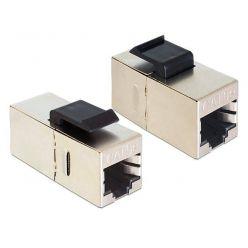 Delock Keystone Module RJ45 samice > RJ45 samice Cat.5, spojka