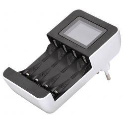 HAMA nabíječka zásuvková/ Delta LCD Premium/ pro AA/AAA NiMH