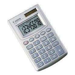 Canon LS-270H, přenosná kalkulačka, duální napájení