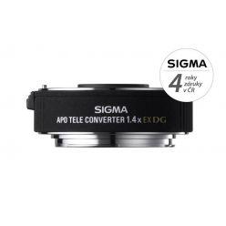 Telekonvertor Sigma APO 1.4x EX DG Sigma