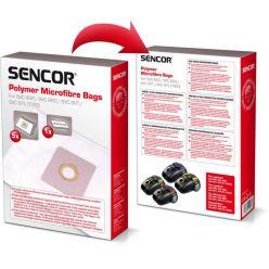 Mikrovlákenné sáčky do vysavače pro SENCOR SVC 8 (5ks)