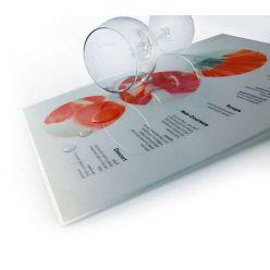 Laminovací fólie 54 x 86 mm, 125 mic, lesklá, 100ks