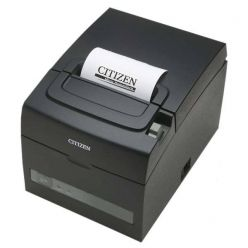 Tiskárna Citizen CT-S310-II USB/LAN, Interní zdroj, černá