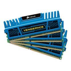 Corsair Vengeance Blue 4x4GB DDR3 1600MHz, 9-9-9-24