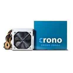 Crono 400W ATX zdroj, 12cm fan, pasivní PFC