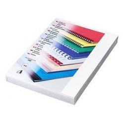 Kartonové desky Chromo A4, 250g, bílá