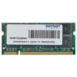 Patriot 2GB DDR2 800MHz, CL6, SO-DIMM