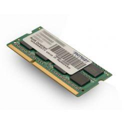 Patriot Signature line 4GB DDR3 1600MHz, CL11, SO-DIMM