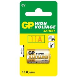 GP 11A, alkalická baterie L1016, 6V - 1 ks