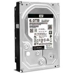 """WD Black 6TB, 3.5"""" HDD, 7200rpm, 256MB, SATA III"""