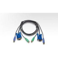 ATEN sdružený kabel pro KVM PS/2 1.2m SLIM pro CS142,CS124,