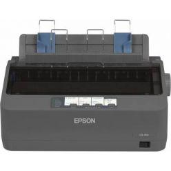 EPSON LQ-350, A4, 24 jehel, 347 zn/s, 3+1 kopií