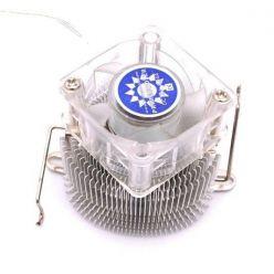 Primecooler PC-NB3 AL, hliníkový chladič čipsetu, 40mm ventilátor