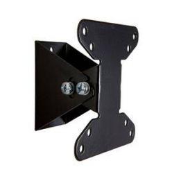 """4W Sklopný držák pro LCD 10-22"""" nákl. 15° 20kg BLK"""