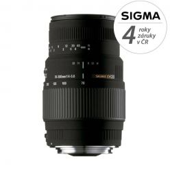 Objektiv Sigma 70-300/4.0-5.6 DG MACRO Pentax