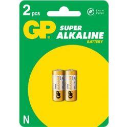 GP 910A, alkalická baterie typu N (LR1), 1.5V, 2ks