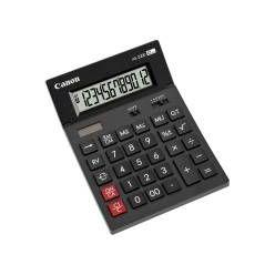 Canon AS-2200, stolní kalkulačka, 12 míst, duální napájení