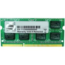 G.Skill 8GB DDR3L 1600MHz CL11, SO-DIMM, 1.35V