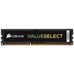 Corsair Value 8GB DDR4 2133MHz, CL15-15-15-36, DIMM, XMP2.0