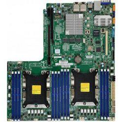 SUPERMICRO MB 2xLGA3647, iC621, 12x DDR4 ECC, 14xSATA3, 1xM.2, PCI-E 3.0/1,1,1(x32,x16,AOM),2x LAN,IPMI, WIO