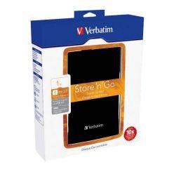 "Verbatim Store 'n' Go 1TB, externí 2.5"" disk, USB 3.0, černý"