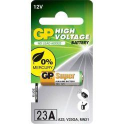 GP 23A, alkalická baterie, 12V, 1ks