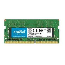 Crucial DDR4 4GB SODIMM 2400MHz CL17 SR x8