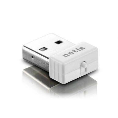 Netis WF2120, Wi-Fi USB adaptér, 150Mbps, USB 2.0, bílý