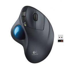 Logitech Trackball Wireless M570, bezdrátový trackball, USB nano přijímač