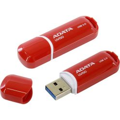 ADATA UV150 - 64GB, flash disk, USB 3.0, červený