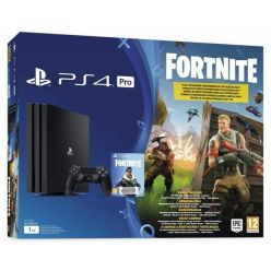 Sony Playstation 4 Pro 1TB + voucher Fortnite
