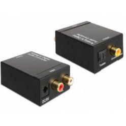 Delock audio adaptér analog na digitál
