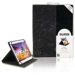 """Sweex univerzální stojánkové pouzdro na 8"""" tablet PC, černé"""