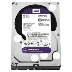 "WD Purple  2TB, 3.5"" HDD, 5400rpm, 64MB, SATA III"