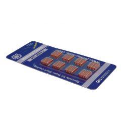 PRIMECOOLER PC-RHS3, 8 heatsinků na paměťové čipy, měděné