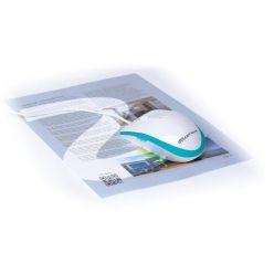 IRIS IRISCAN Mouse Executive 2, myš s funkcí skeneru, bílá