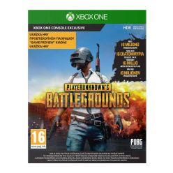 XONE hra PlayerUnknown's Battlegrounds