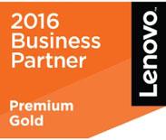 Lenovo Premium Gold partner