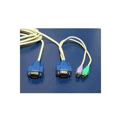 Kabel pro přepínač počítačů 14.01.3206/13/22/23, PS/2, 3m