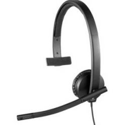 Logitech H570e Mono USB Headset, OEM